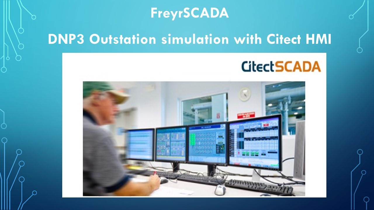 DNP3 Master / Client Simulator : FreyrSCADA