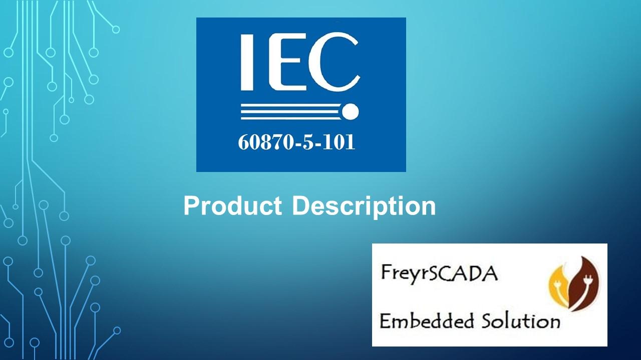 IEC 101 scl simulaor