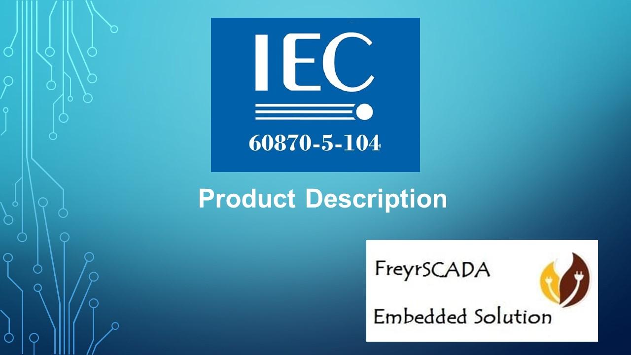 IEC 104 SCL Simulaor